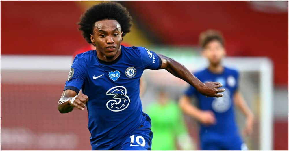 Outgoing Chelsea star Willian rejects two-year deal, in talks with arch rivals Arsenal