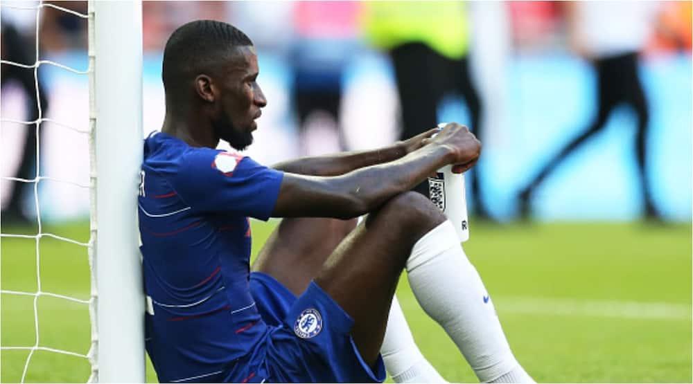 Antonio Rudiger considers future with Chelsea after Brighton, Liverpool snub