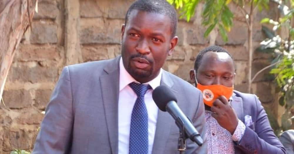 ODM Wakashifu Vurugu Alizolishwa mgombea wa urais Jimmy Wanjigi Migori