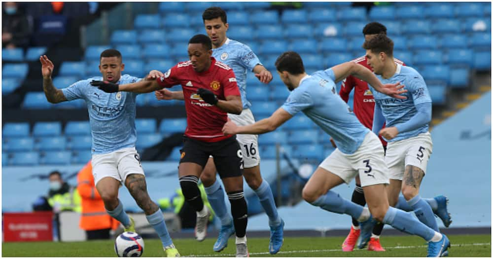 Premier League legend rates Man United's chances of winning EPL after derby win over City