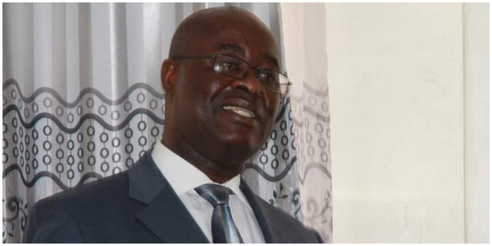 Homa Bay County secretary Isaiah Ogwe. Photo: Isaiah Ogwe