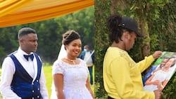 Kenyan YouTuber Married at 22 Narrates She Lost Husband 8 Months After Wedding