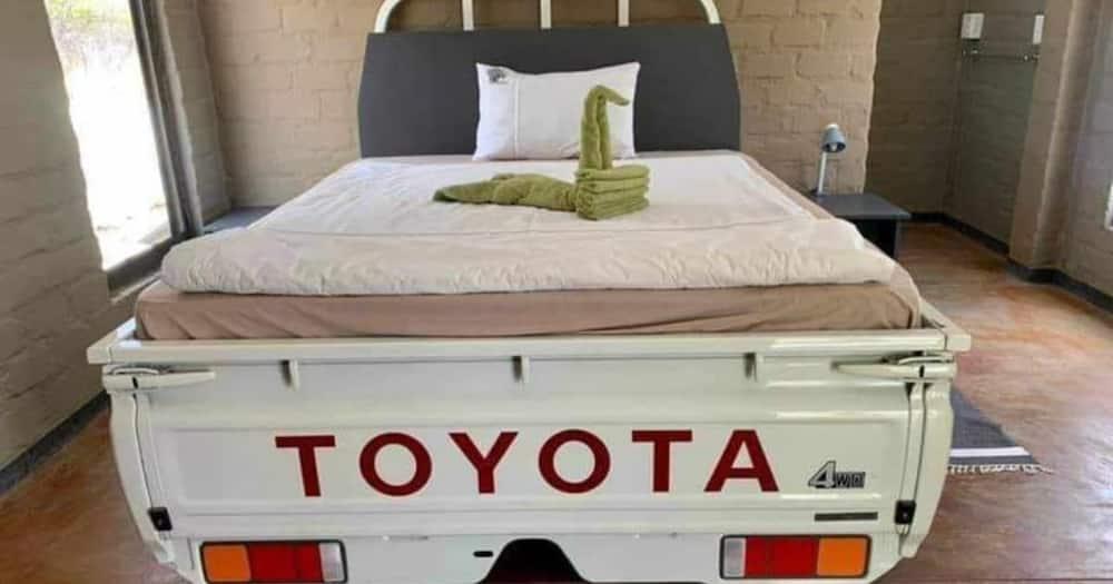 "Toyota bakkie bed impresses Mzansi: ""I'm never leaving South Africa"""