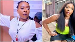 Actress Ifemeludike Criticises Ladies Who Go Out Without Wearing Bras, Preaches Decency
