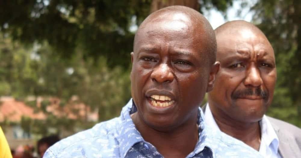 Mbunge Rigathi Gachagua akamtwa na makachero wa DCI