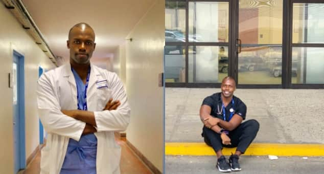 Black doctor in America says he is terrified amidst protests, coronavirus