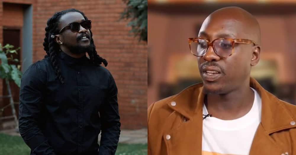 Bien Says Nyashinski Is Kenya's Best Rapper, Sparks Debate on Social Media