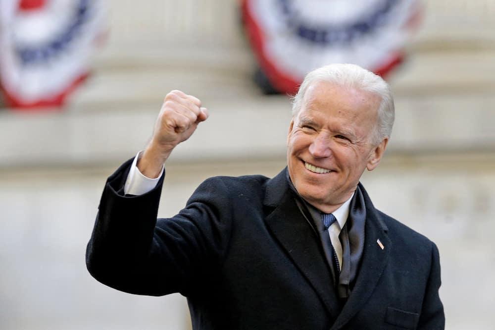 Mgombea urais wa Marekani Joe Biden adai Trump ameiingiza nchi gizani