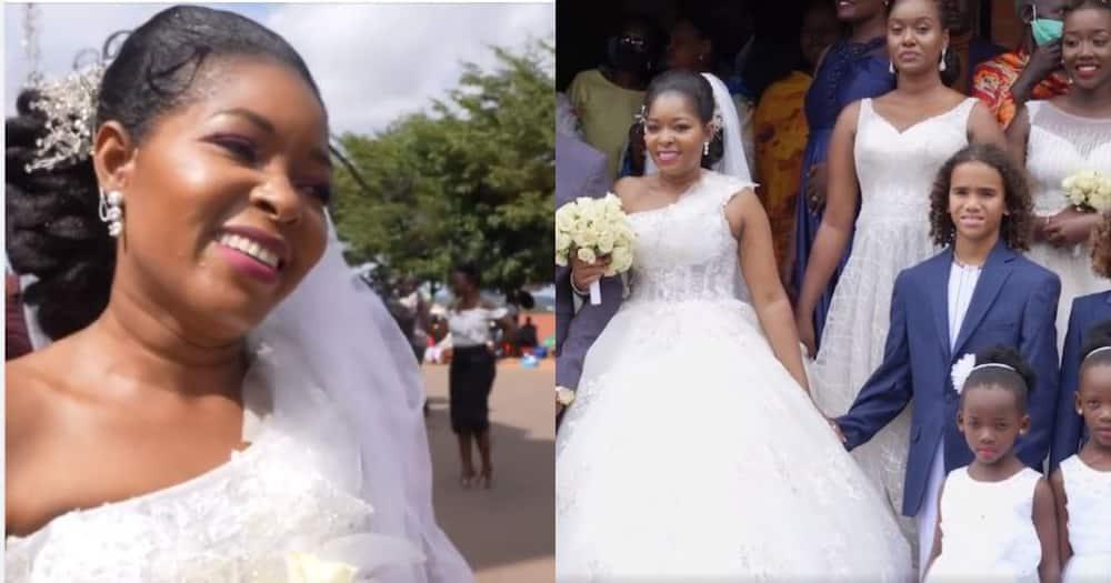 Vlogger Khalid Al Ameri, Wife Keep Promise Attend Their Former Househelp's Wedding in Uganda