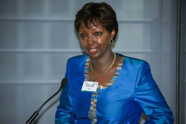 Meet CS Kagwe's wife who is President Uhuru Kenyatta's advisor