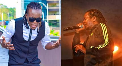 Welcome to the secular music world - Rapper Juacali tells Willy Paul