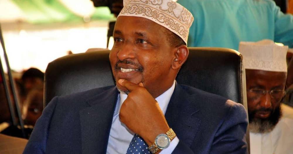 Garissa Township MP Aden Duale. Photo: Aden Duale.