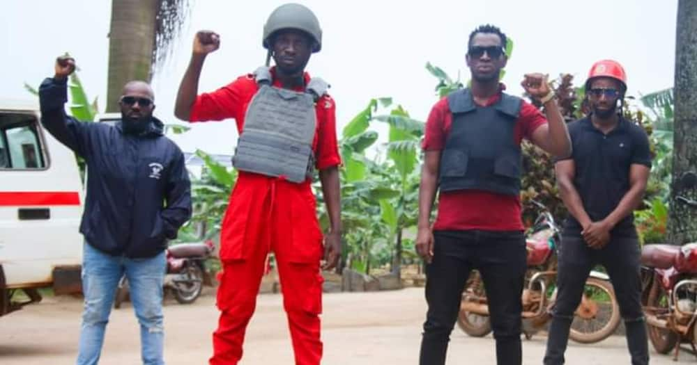 """Bobi Wine returns to campaign trail days after suspending rallies: """"I will fear no evil"""""""
