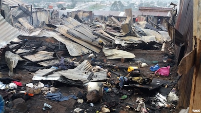 Kisumu mum sets house on fire after learning husband wants to marry second wife