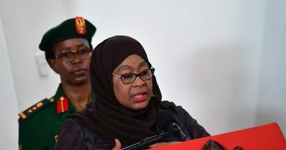"Samia Suluhu warns Tanzanian Tax Agency Against Frustrating Citizens: ""Tumieni Maarifa Si Nguvu"""
