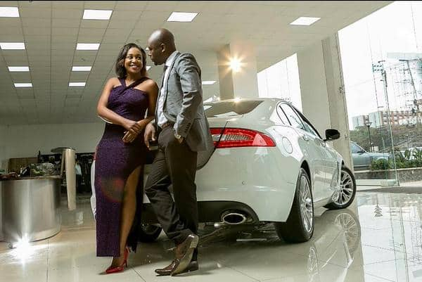 Dennis Okari has since remarried and moved on with life, but Betty is still unlucky in matters of love.