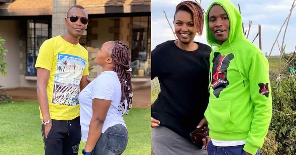 Photos of young Samidoh, wife Edday before fame and drama surface online