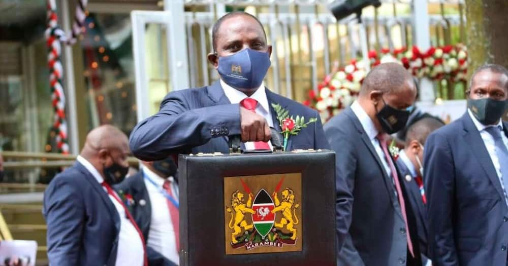 Kenya's 2021/2022 Budget Surpasses that of Uganda, Tanzania and Rwanda Combined