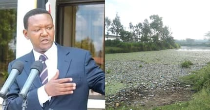Companies in Machakos given up to end of November to comply with environmental regulations