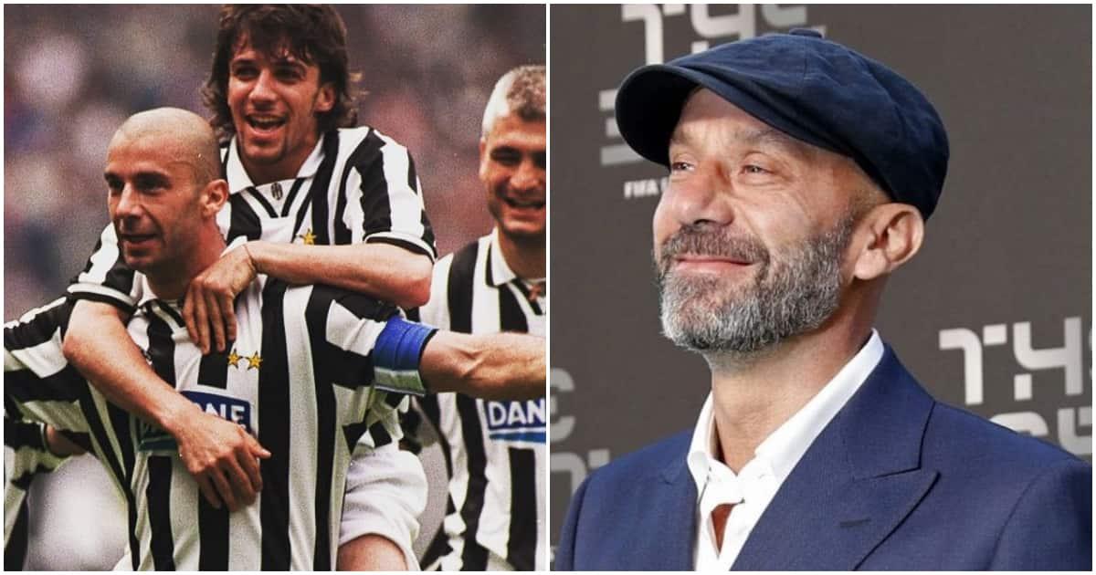 Gianluca Vialli: Former Chelsea star cleared of pancreatic ...