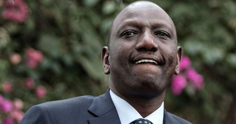 Deputy President William. Photo: Dennis Itumbi.