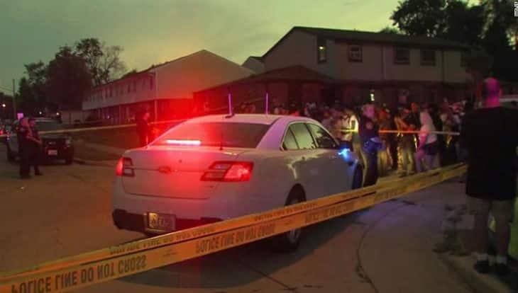 Polisi aliyempiga risasi mtu mweusi Marekani atajwa