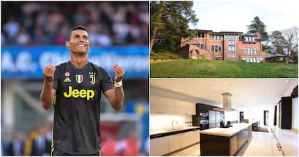 A look into Ronaldo's KSh420 million palatial Manchester home