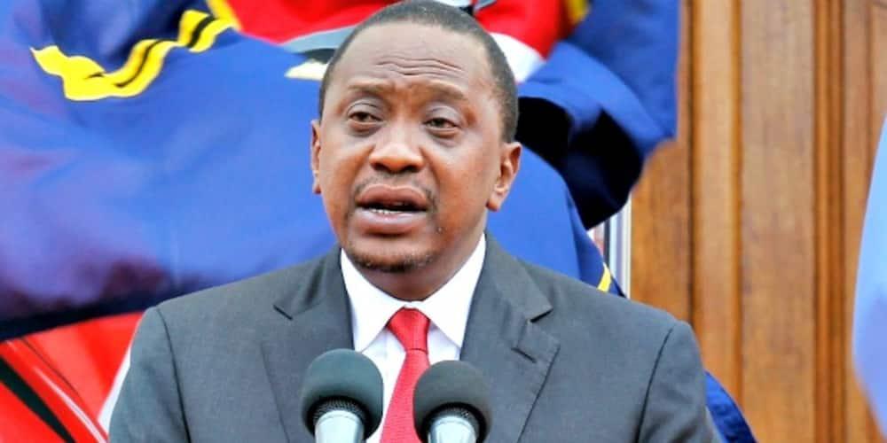 Rais Uhuru akasirika na kumzomea mwanawe kwa kuwaweka kwenye hatari ya coronavirus