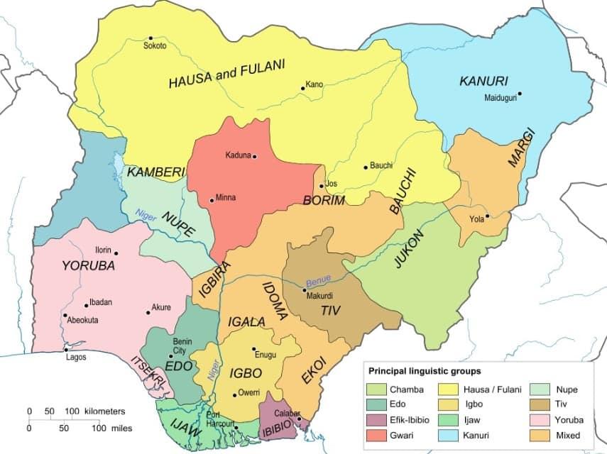 What Language Is Spoken In Nigeria Tuko Co Ke