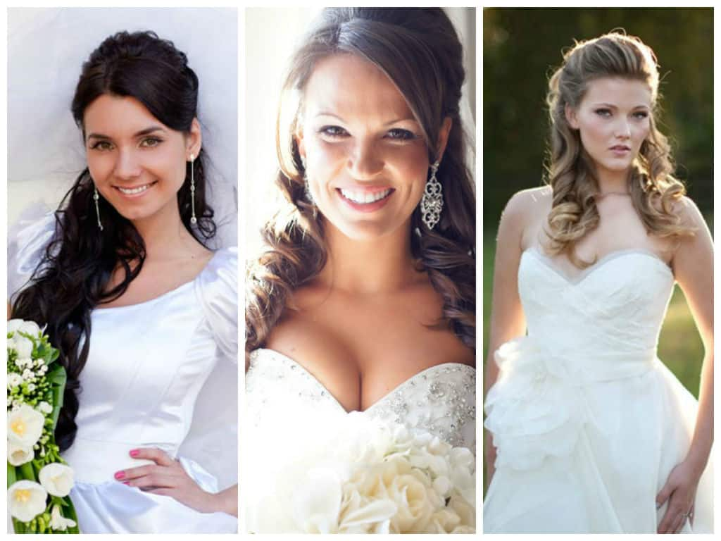 20 Best Wedding Hairstyles For Round Faces Tuko Co Ke