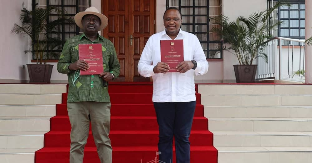 Uhuru Must Declare Money Used in BBI, Refund Kenyans, Lawyer Morara Omoke Demands