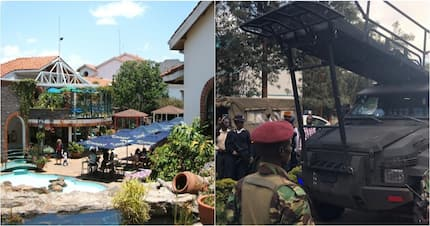 Village Market mall closes down for security purposes following 14 Riverside Drive attack