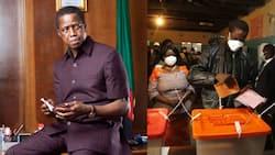 Rais wa Zambia Edga Lungu Akubali Matokeo ya Uchaguzi, Ampongeza Mpinzani Wake kwa Ushindi