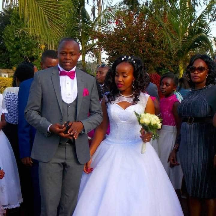 Marriage is real and beautiful, woman who was approached on Facebook by hubby says