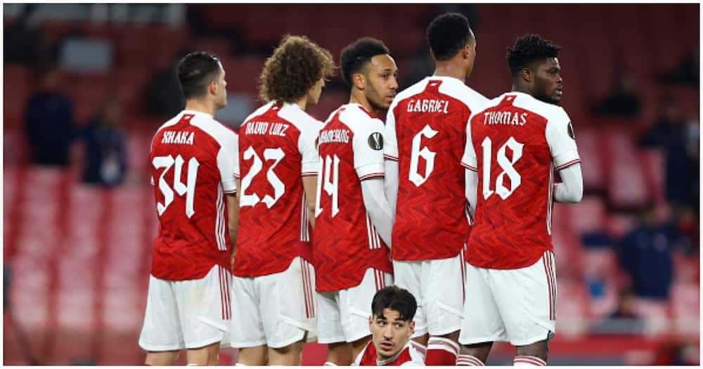 Arsenal vs Olympiacos: Gunners Book Place in Europa League Quarters Despite Shock Defeat at Emirates