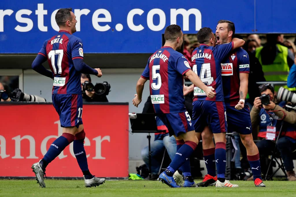 Eibar 3 Real Madrid 0: Nightmare start to Solari's full-time tenure