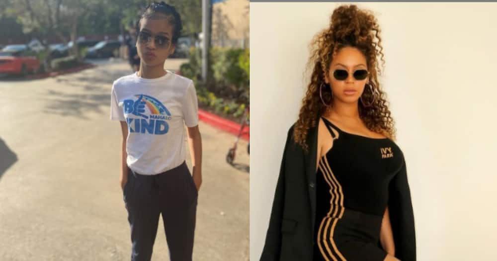 Lyric Chanel: Beyonce pays emotional tribute to 13-year-old fan who died of brain cancer