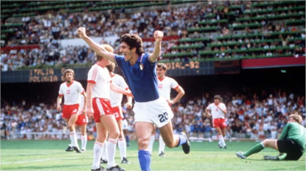 Paolo Rossi: Italian legend and 1982 World Cup winner dies at 64