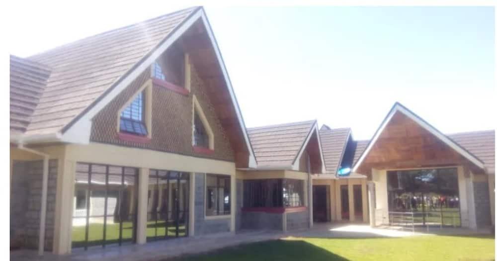 Photos of Oscar Sudi's palatial KSh 100 million house