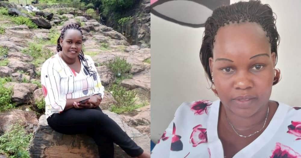Mwanawe Konstebo Caroline Kangogo amuomboleza mamake mazishini