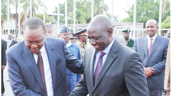William Ruto Responds to Reconciliation Calls with Uhuru, Says He's Ready
