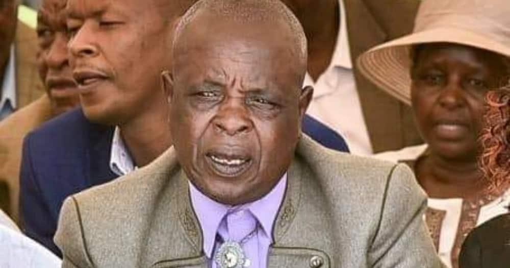 Picha ya Seneta Susan Kihika na Kinara wa ODM Raila Odinga Yapepea