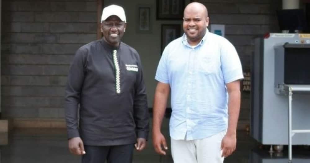 Feisal Badar aapishwa kuwa mbunge wa Msambweni
