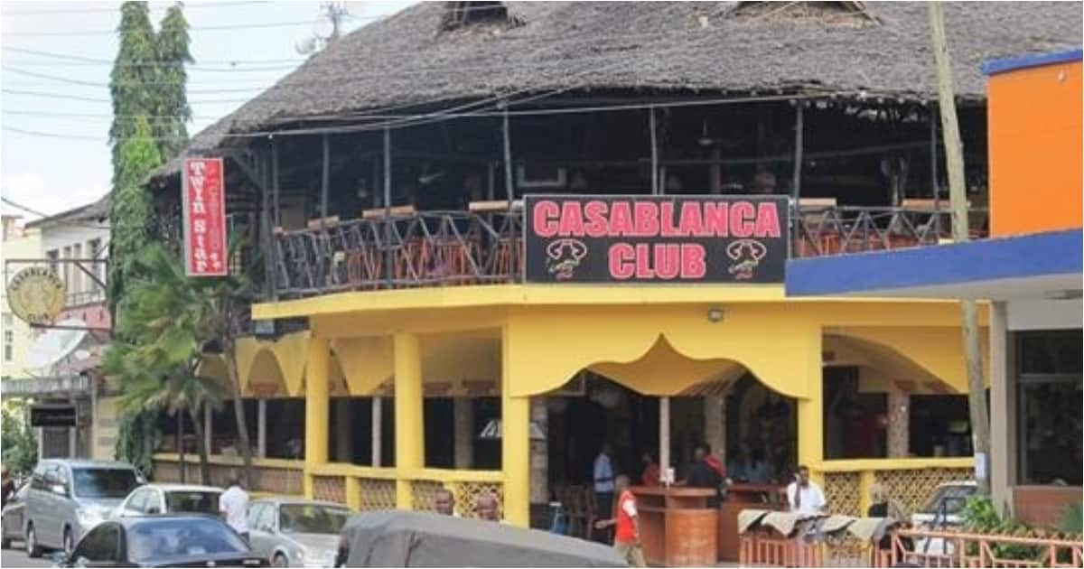 Group of Muslims want famous Mombasa Casablanca Club demolished