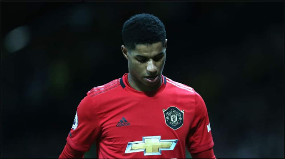 Marcus Rashford writes letter to government to continue free meals for children