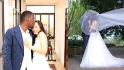 Faith Michelle: Wife of Ugandan Pastor Who Died after 1st Anniversary Asks Him to Watch over Her from Heaven