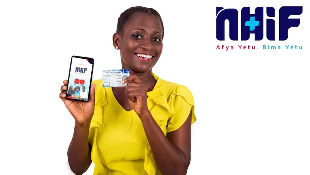 NHIF M-Pesa Paybill number
