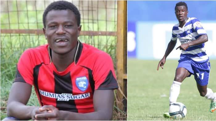 Mahiri wa AFC Leopards Paul Were atemwa kikosini kwa kutowajibika