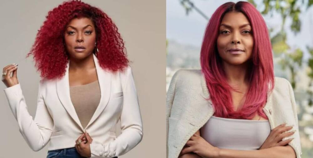 Taraji P. Henson said she has been facing a lot of pressure being in Hollywood.