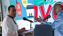 CS Najibu Balala reveals sponsors of anti-SGR protests